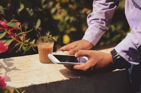 Smartphone Travelproof