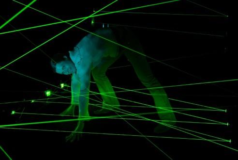 Laser Maze Diadema