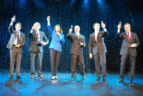 Inauguratie Luminosa Amsterdam