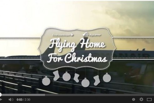 Flying Christmas